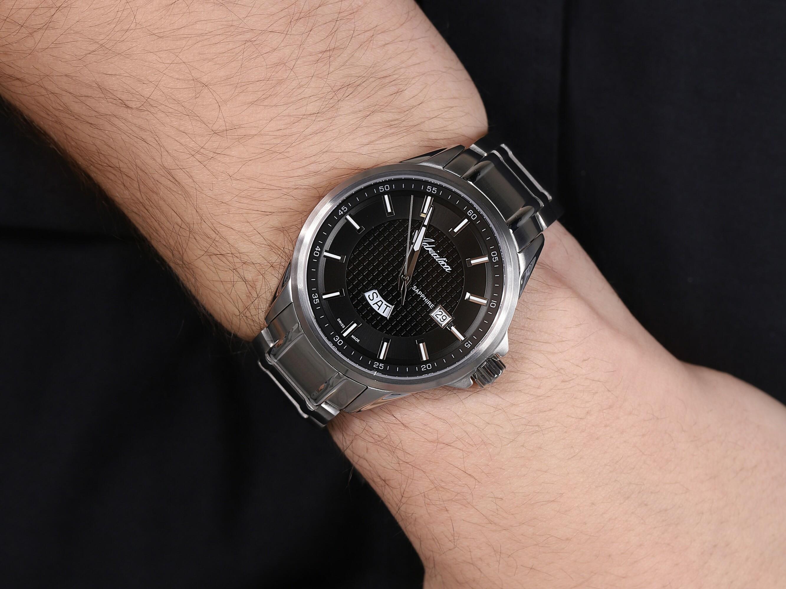 Adriatica A8321.5114Q zegarek klasyczny Bransoleta