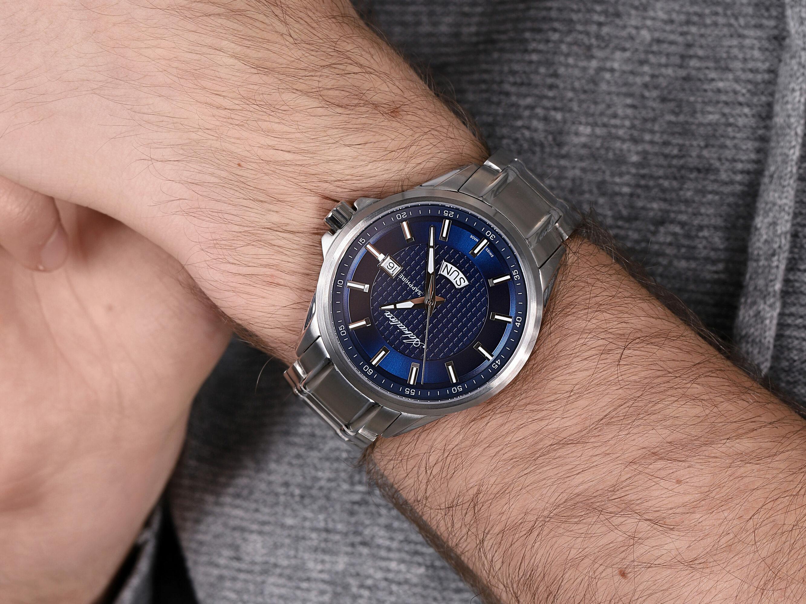 Adriatica A8321.5115Q zegarek klasyczny Bransoleta