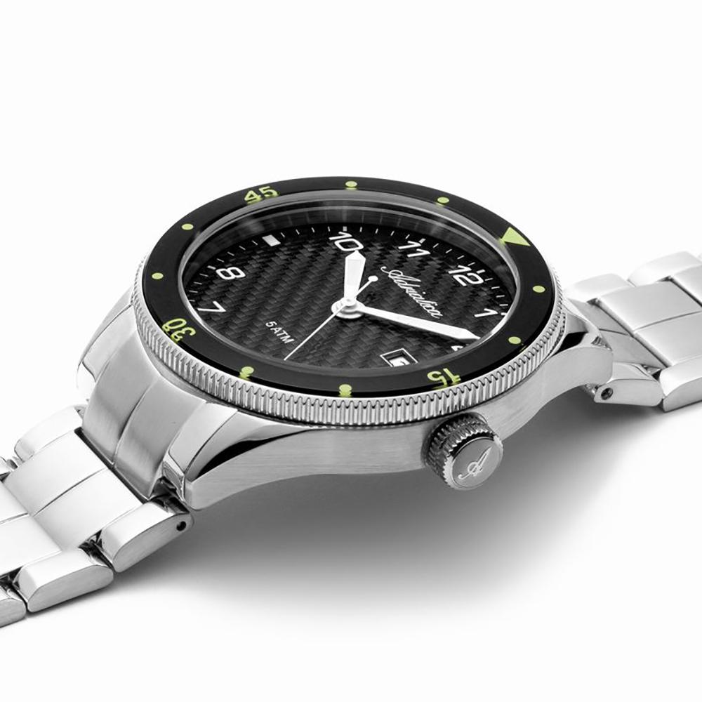 Adriatica A8322.5124Q zegarek męski Bransoleta