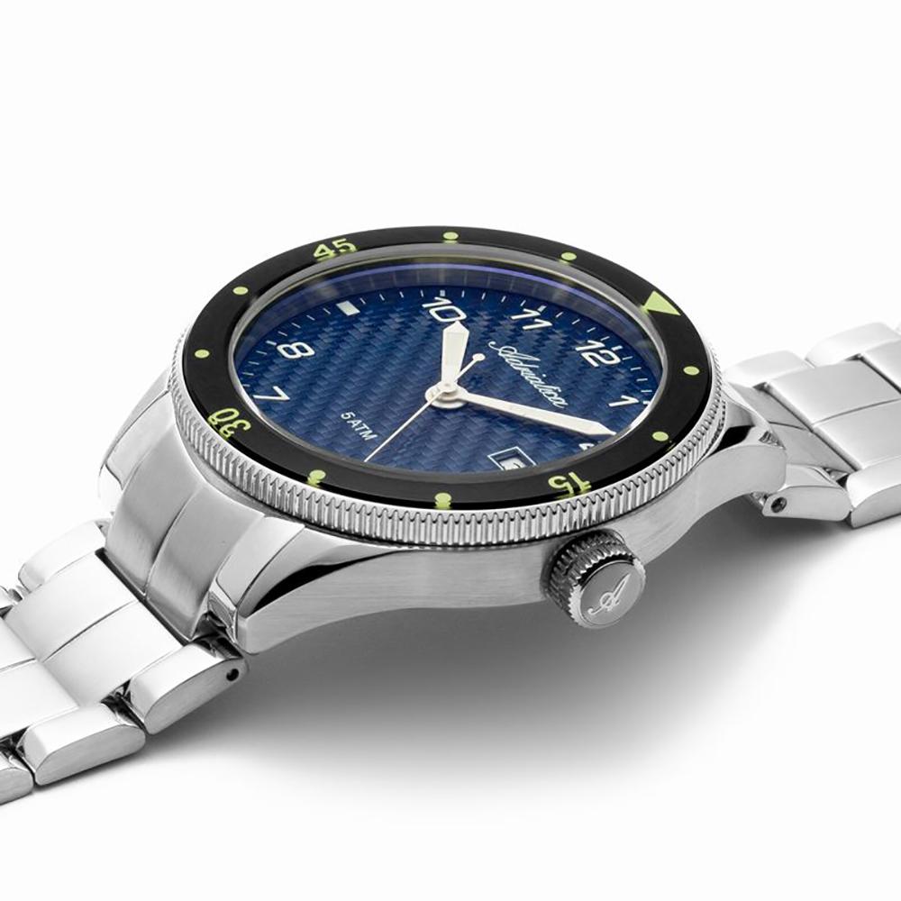 Adriatica A8322.5125Q zegarek męski Bransoleta
