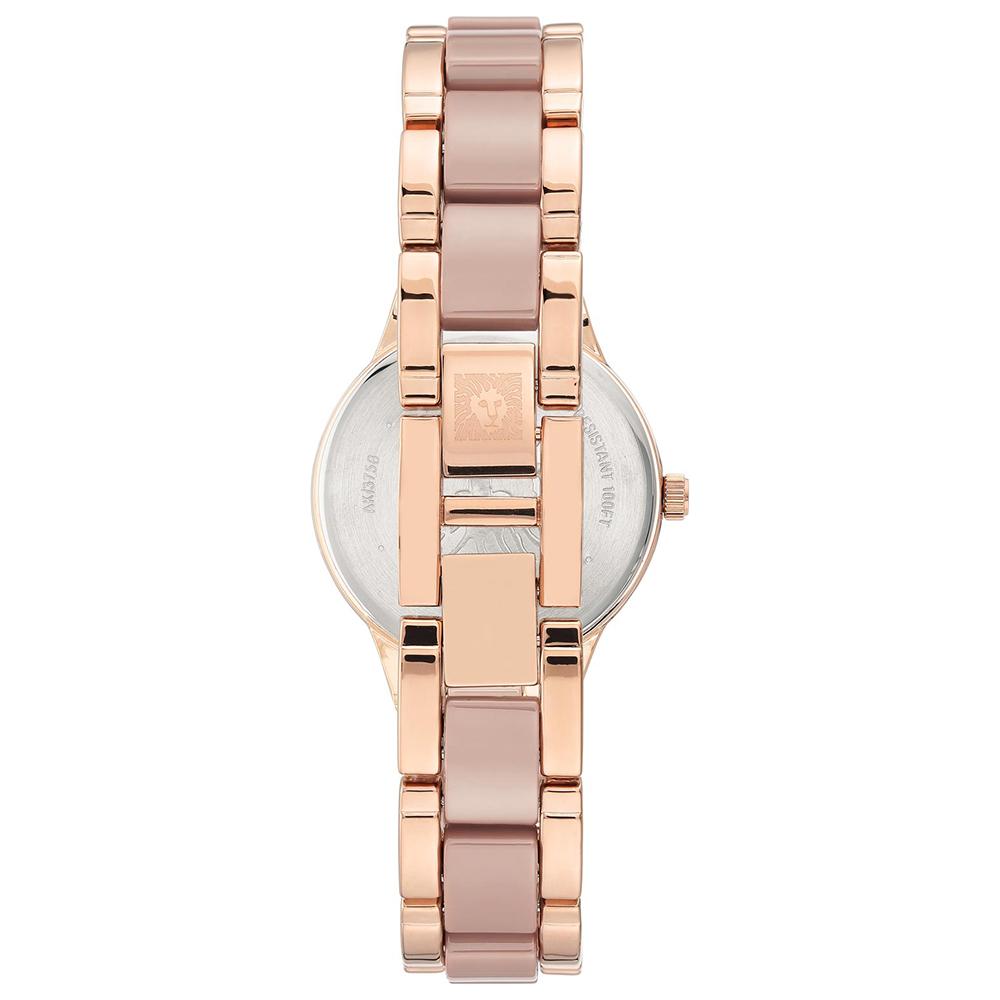 Anne Klein AK-3758TPRG damski zegarek Bransoleta bransoleta