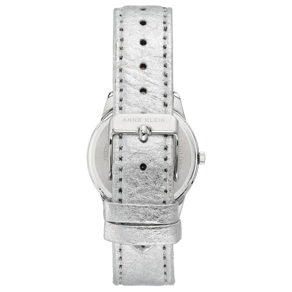 Anne Klein AK-3767MPSI damski zegarek Pasek pasek