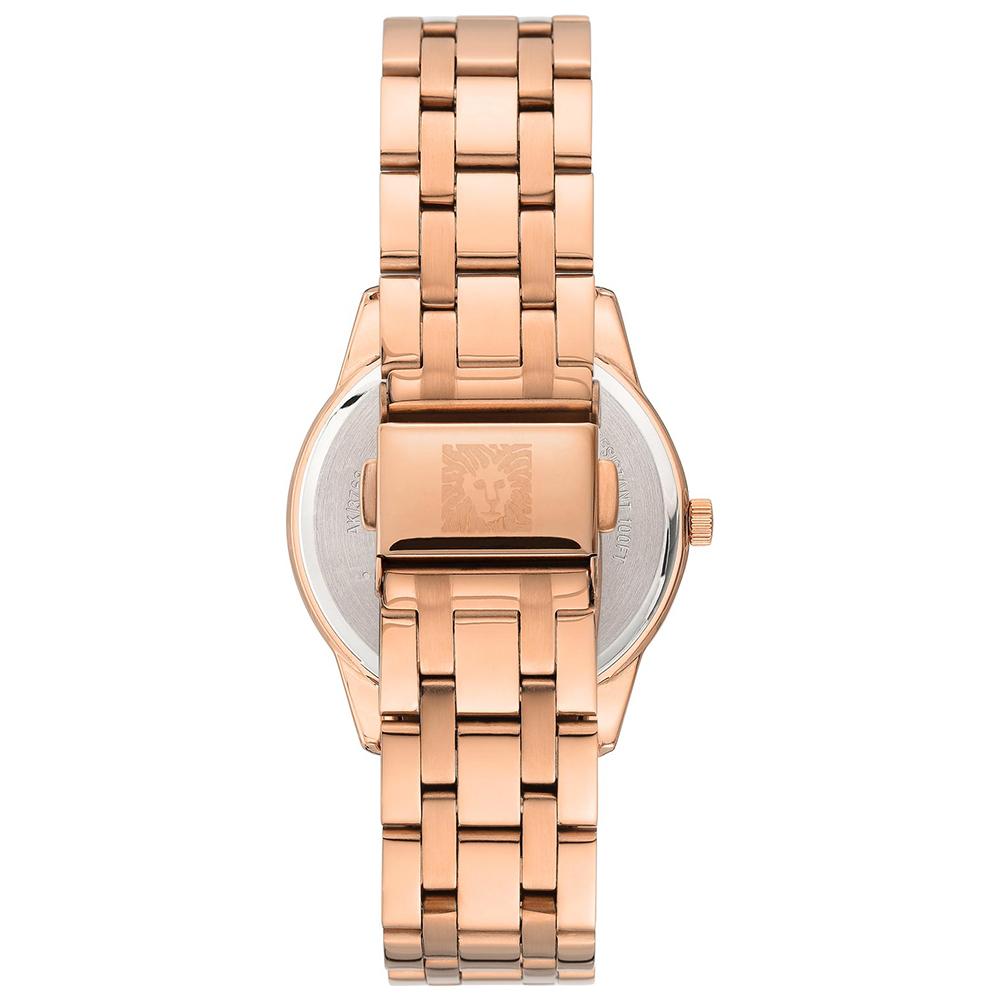 Anne Klein AK-3768MPRG damski zegarek Bransoleta bransoleta