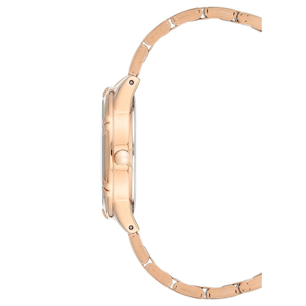 Anne Klein AK-3768MPRG zegarek damski Bransoleta