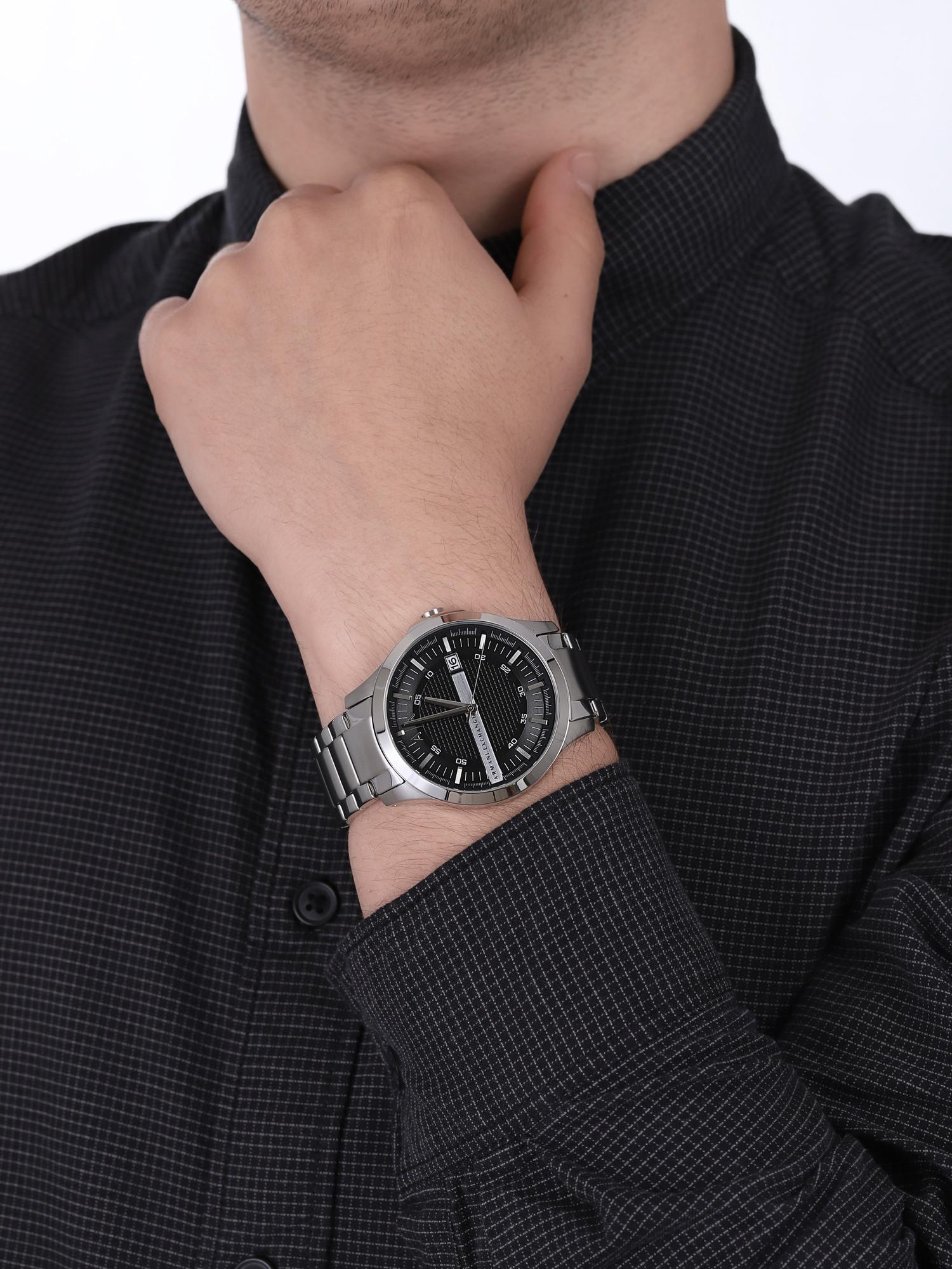 Armani Exchange AX2103 zegarek klasyczny Fashion