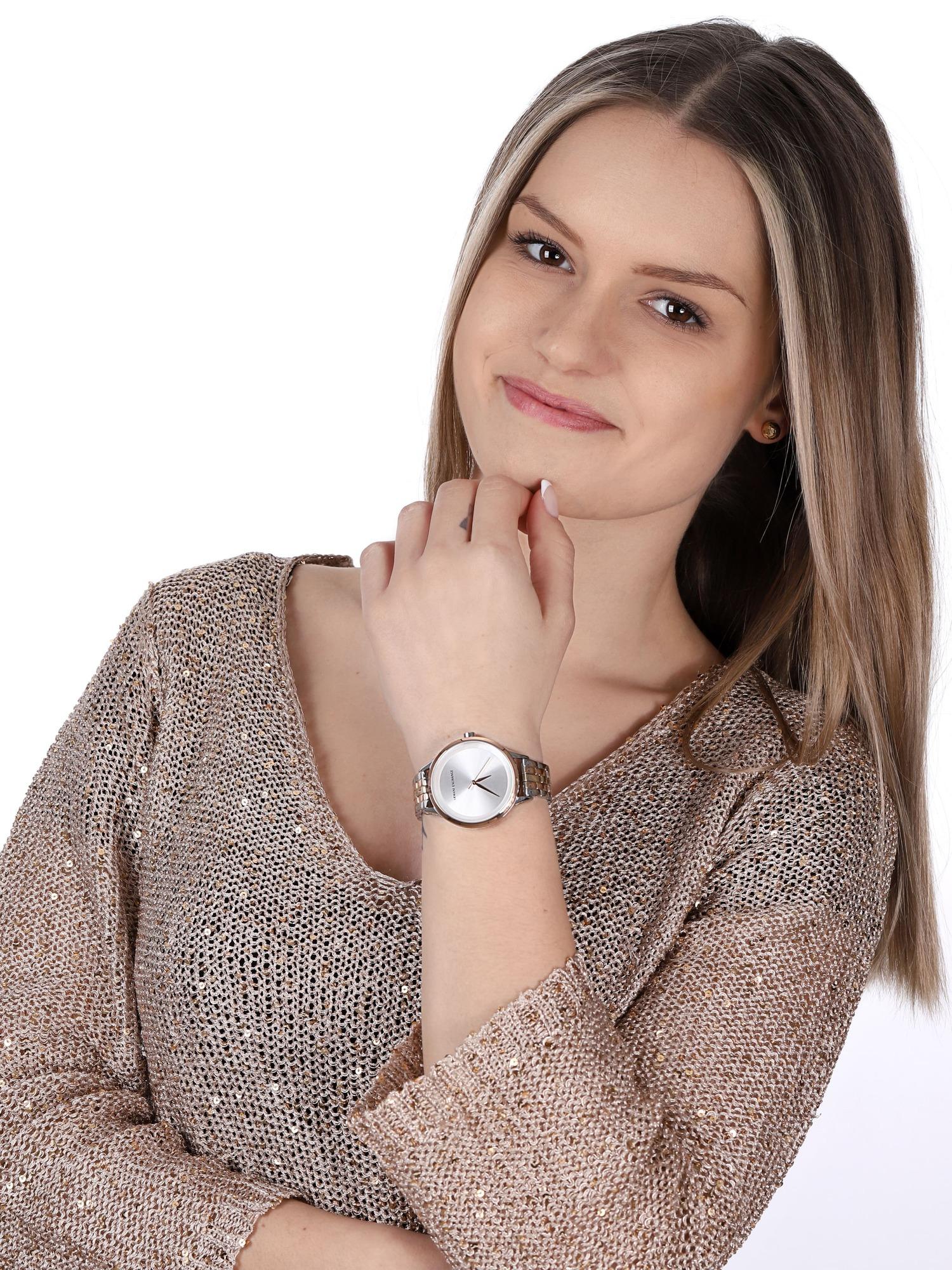 Armani Exchange AX5615 HARPER zegarek klasyczny Fashion
