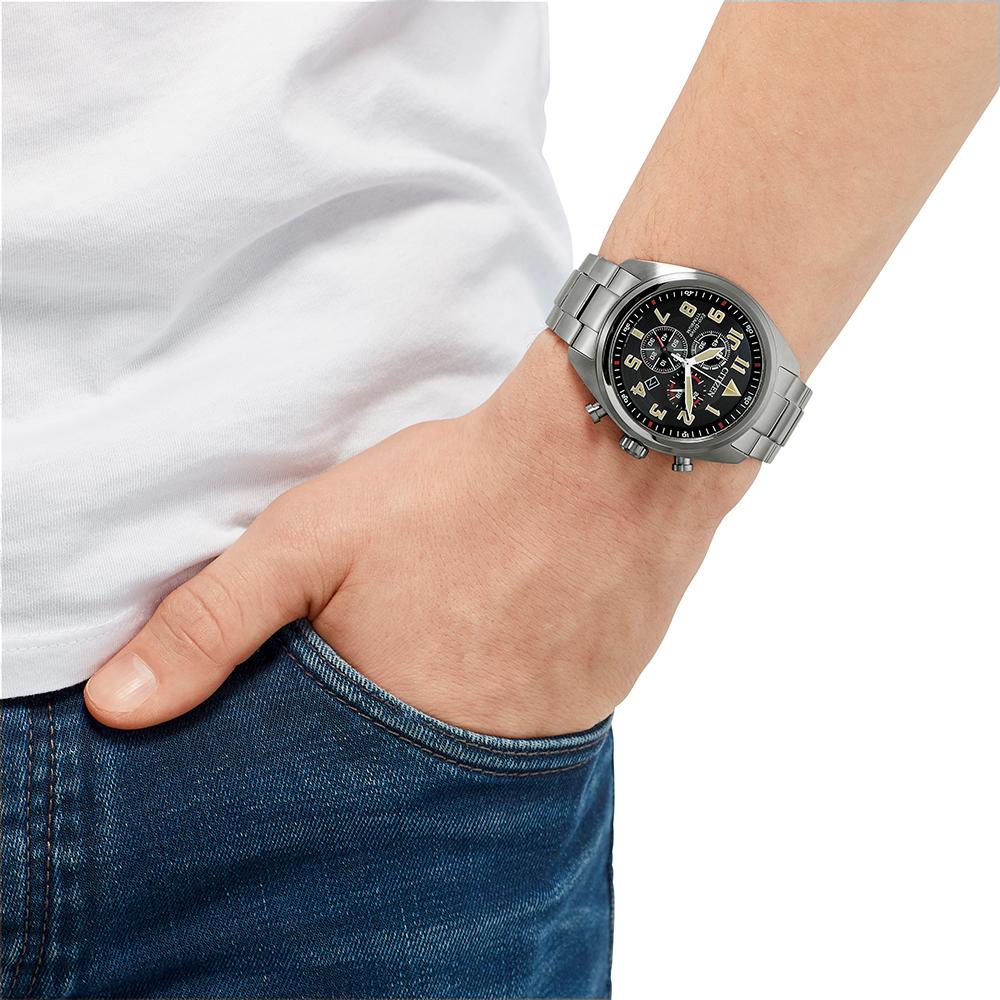 AT2480-81E zegarek klasyczny Titanium