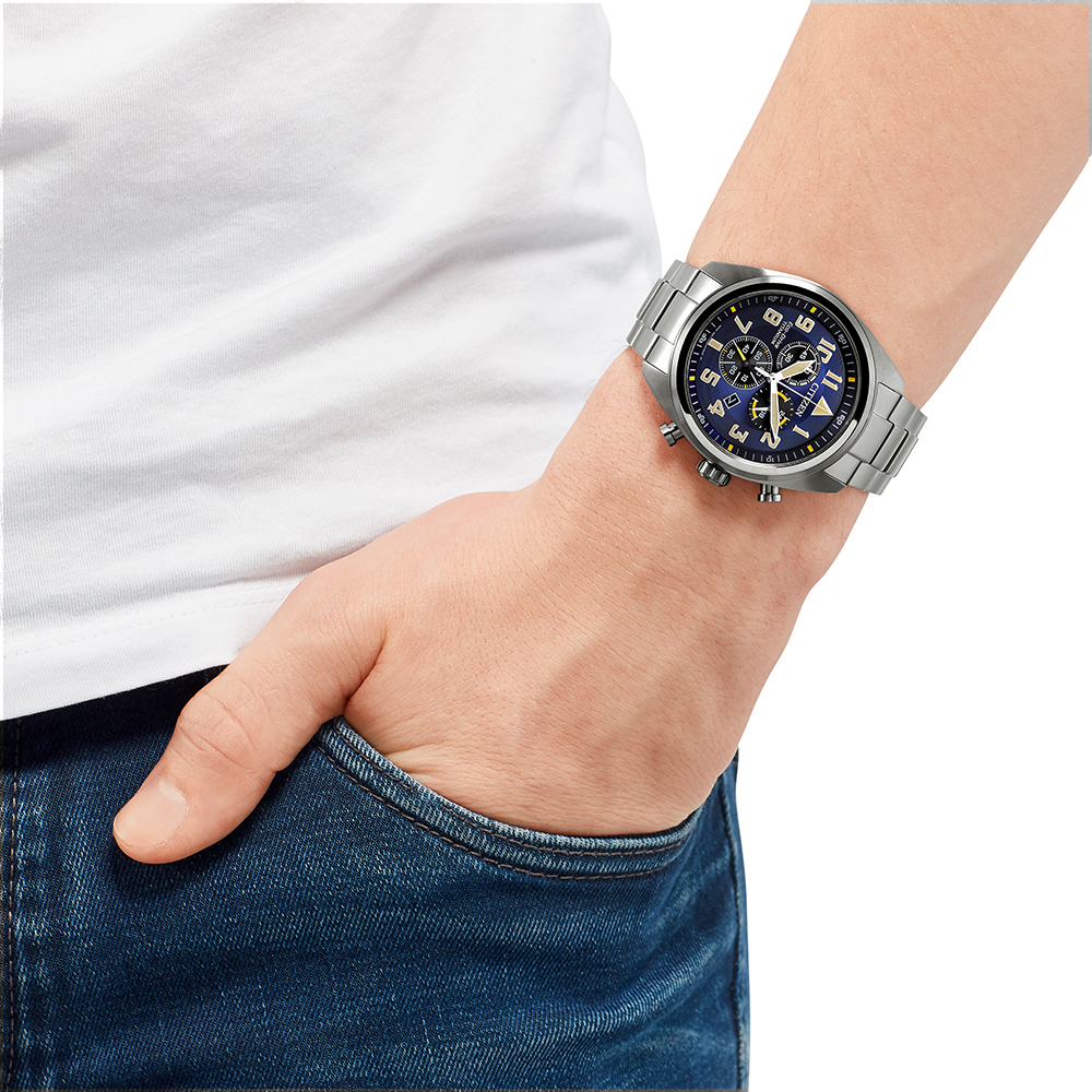 AT2480-81L zegarek męski Titanium