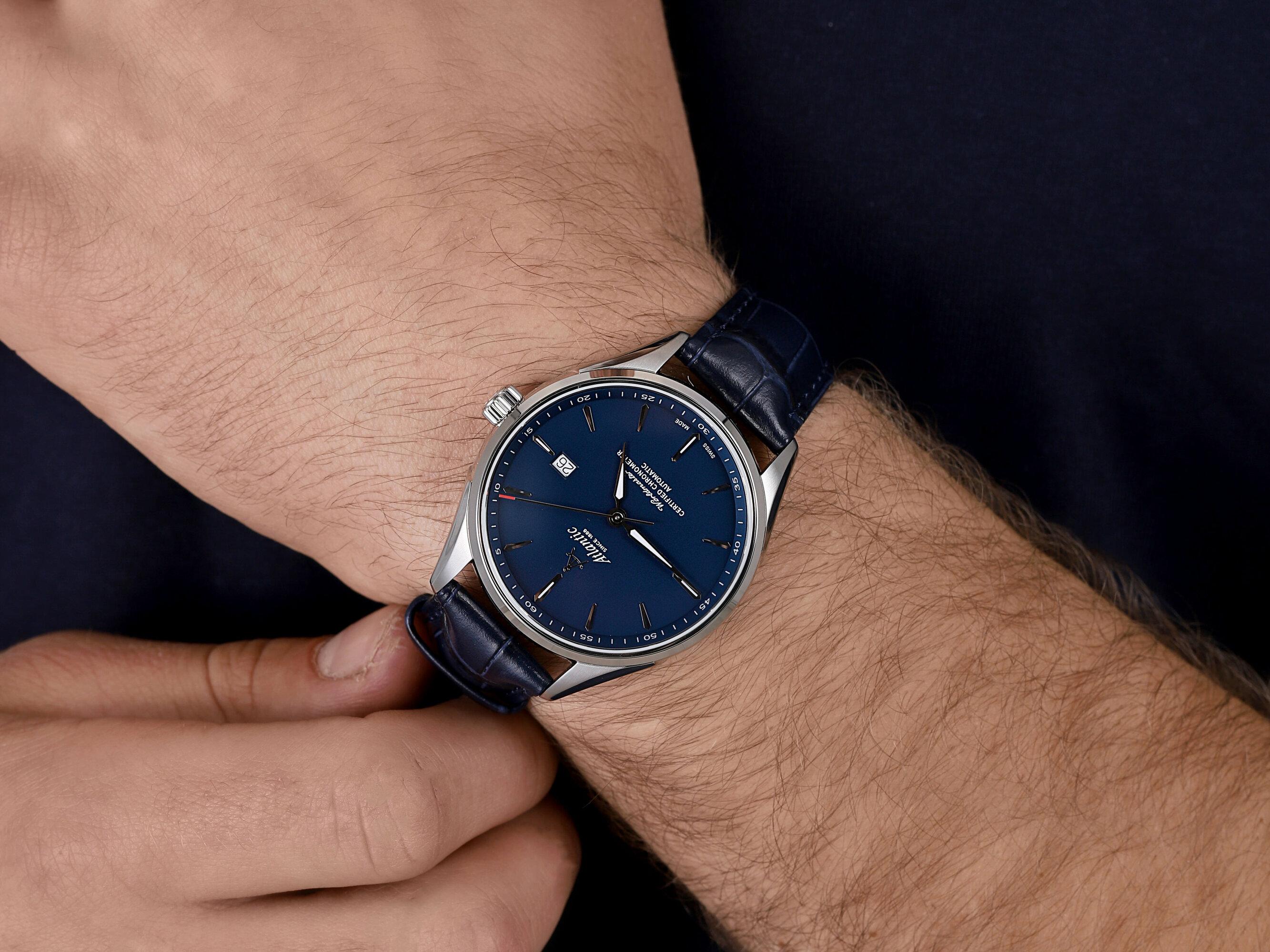 Atlantic 52781.41.51 zegarek męski Worldmaster