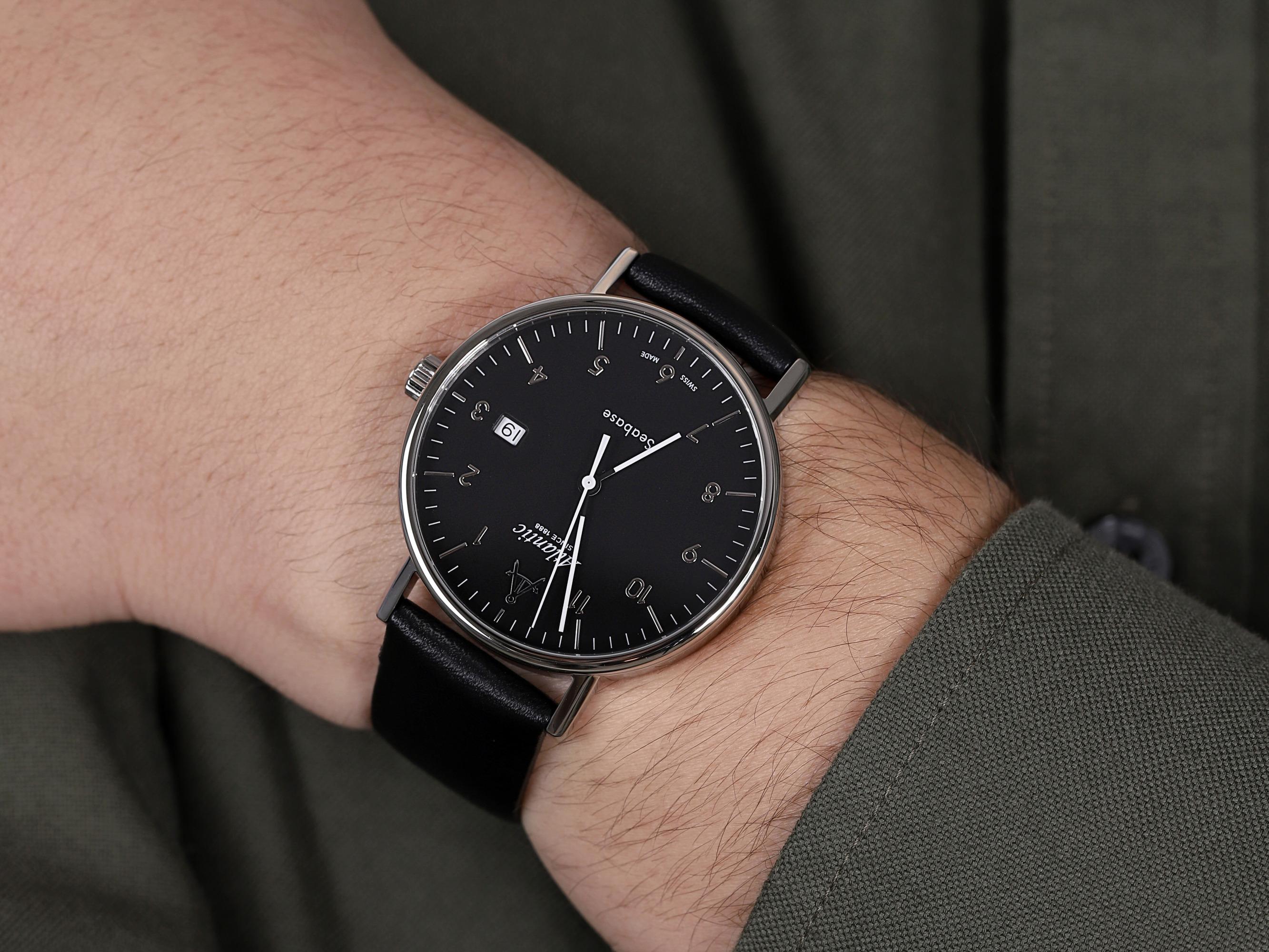 Atlantic 60352.41.65 zegarek męski Seabase