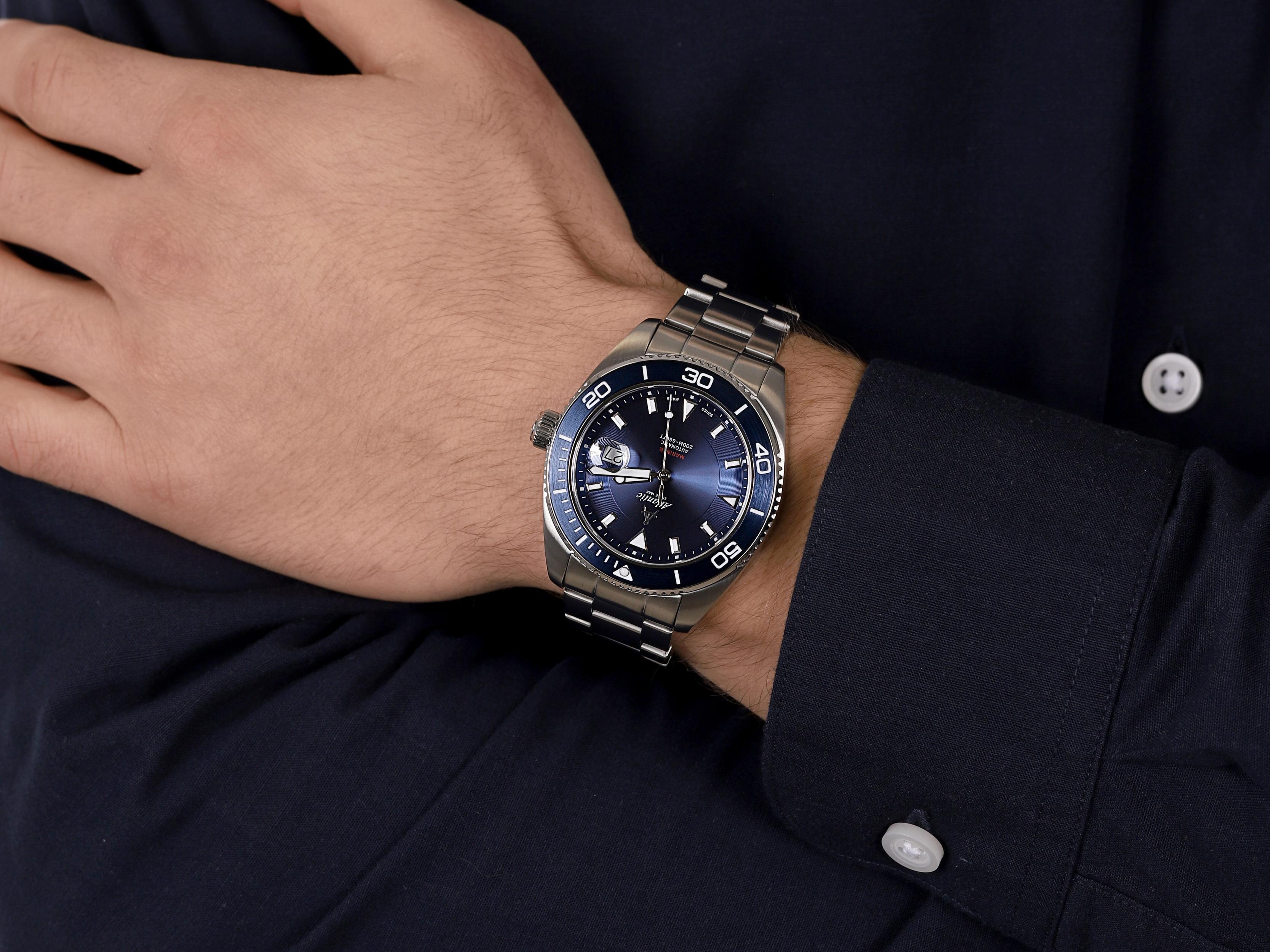 Atlantic 80776.41.51 zegarek męski Mariner