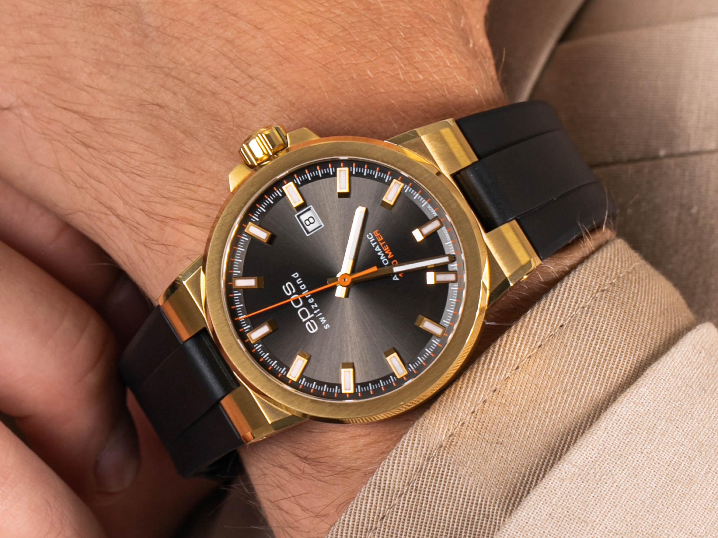 Epos 3442.132.22.14.55 zegarek klasyczny Sportive