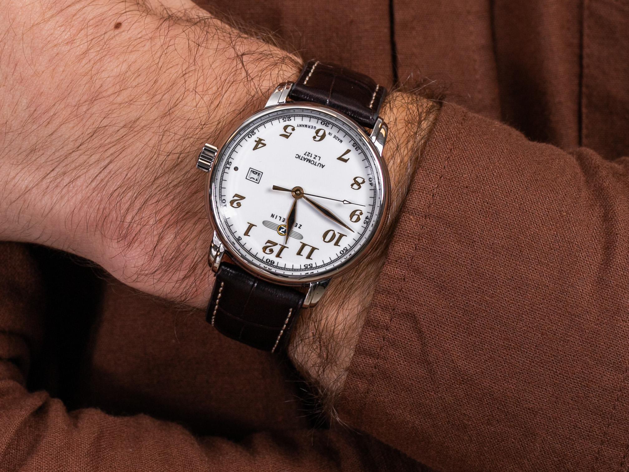 Zeppelin 7656-1 Count Automatik zegarek klasyczny Count