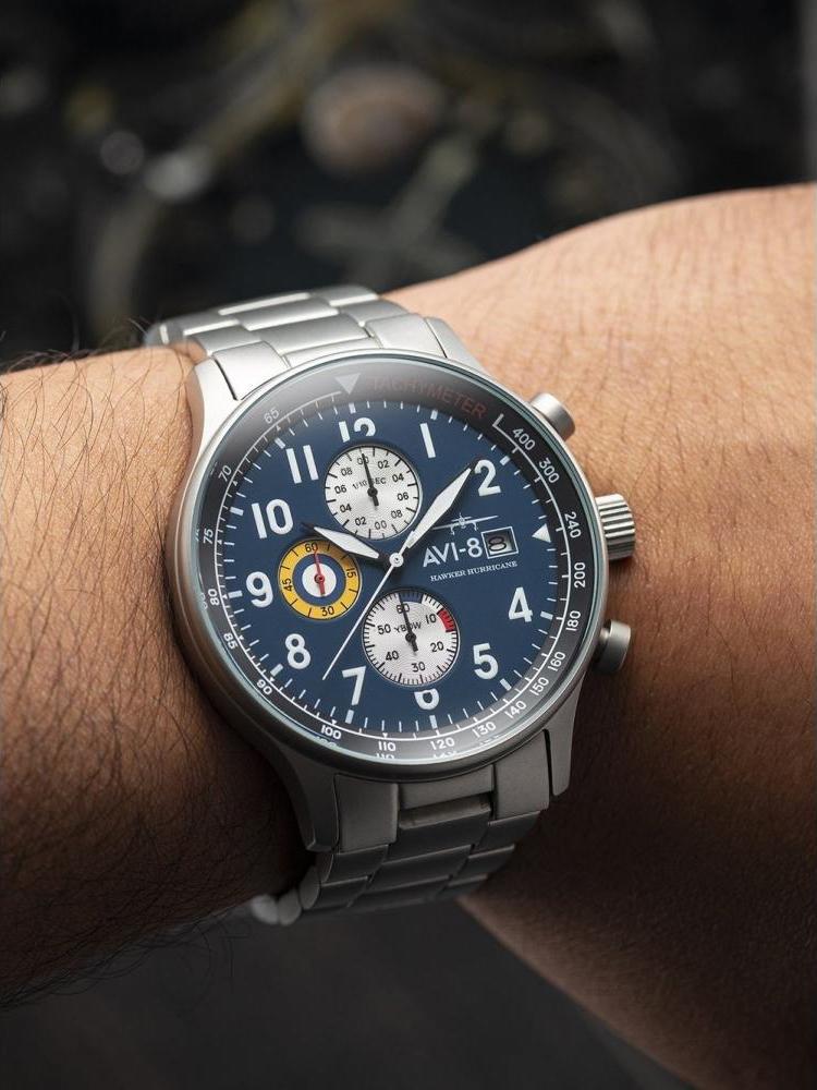 AV-4011-33 zegarek męski Hawker Hurricane