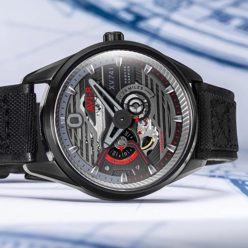 AVI-8 AV-4074-03 zegarek