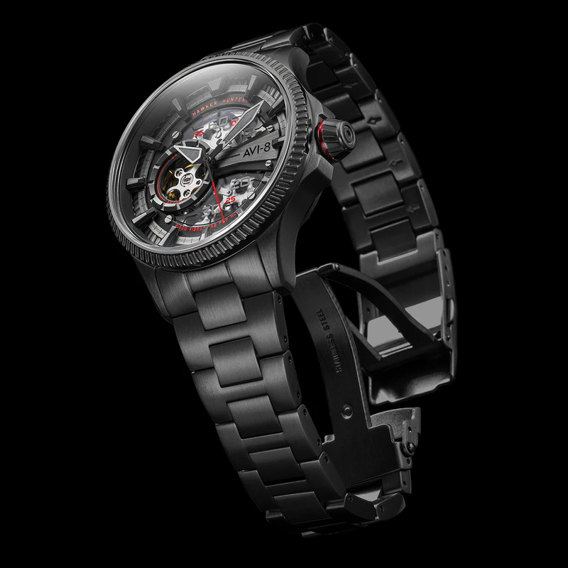 AVI-8 AV-4078-33 męski zegarek