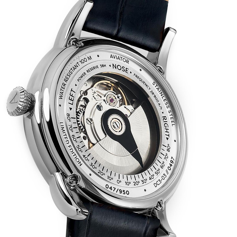 Aviator V.3.32.0.266.4 męski zegarek Douglas pasek