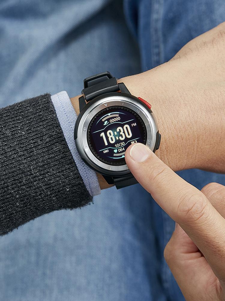 B58002/2 zegarek sportowy Smartwatch