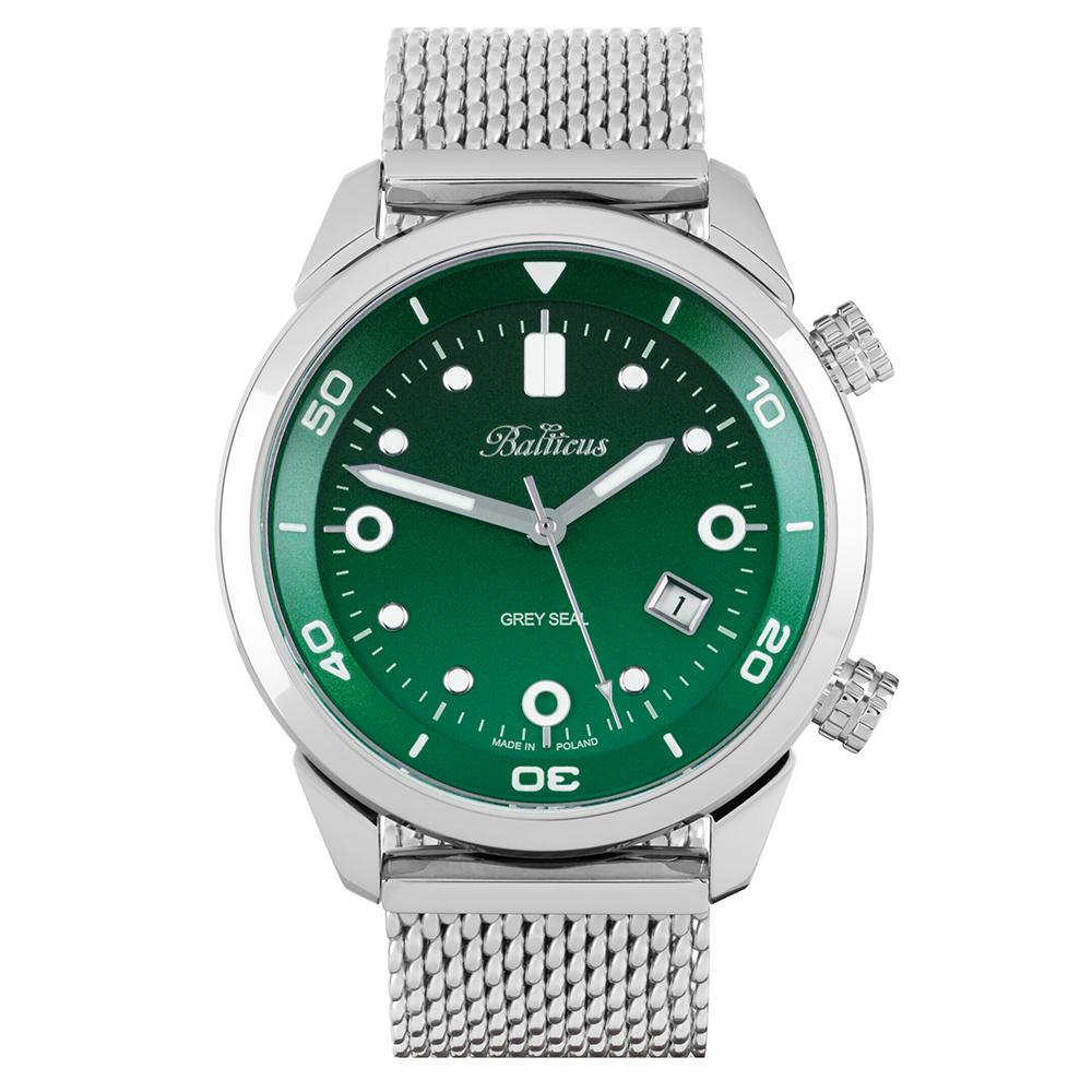 Balticus BLT-BALGSGRN zegarek męski Grey Seal