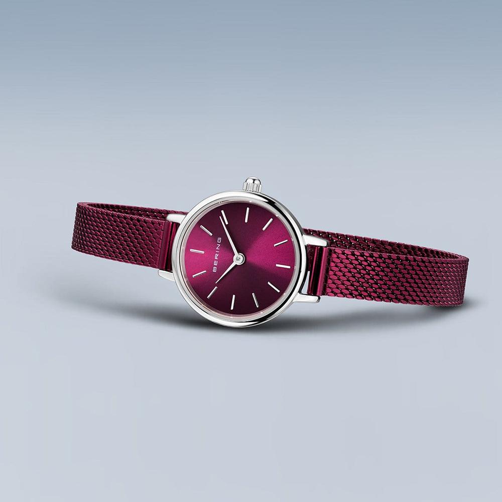 Bering 11022-909 zegarek różowe złoto klasyczny Classic bransoleta