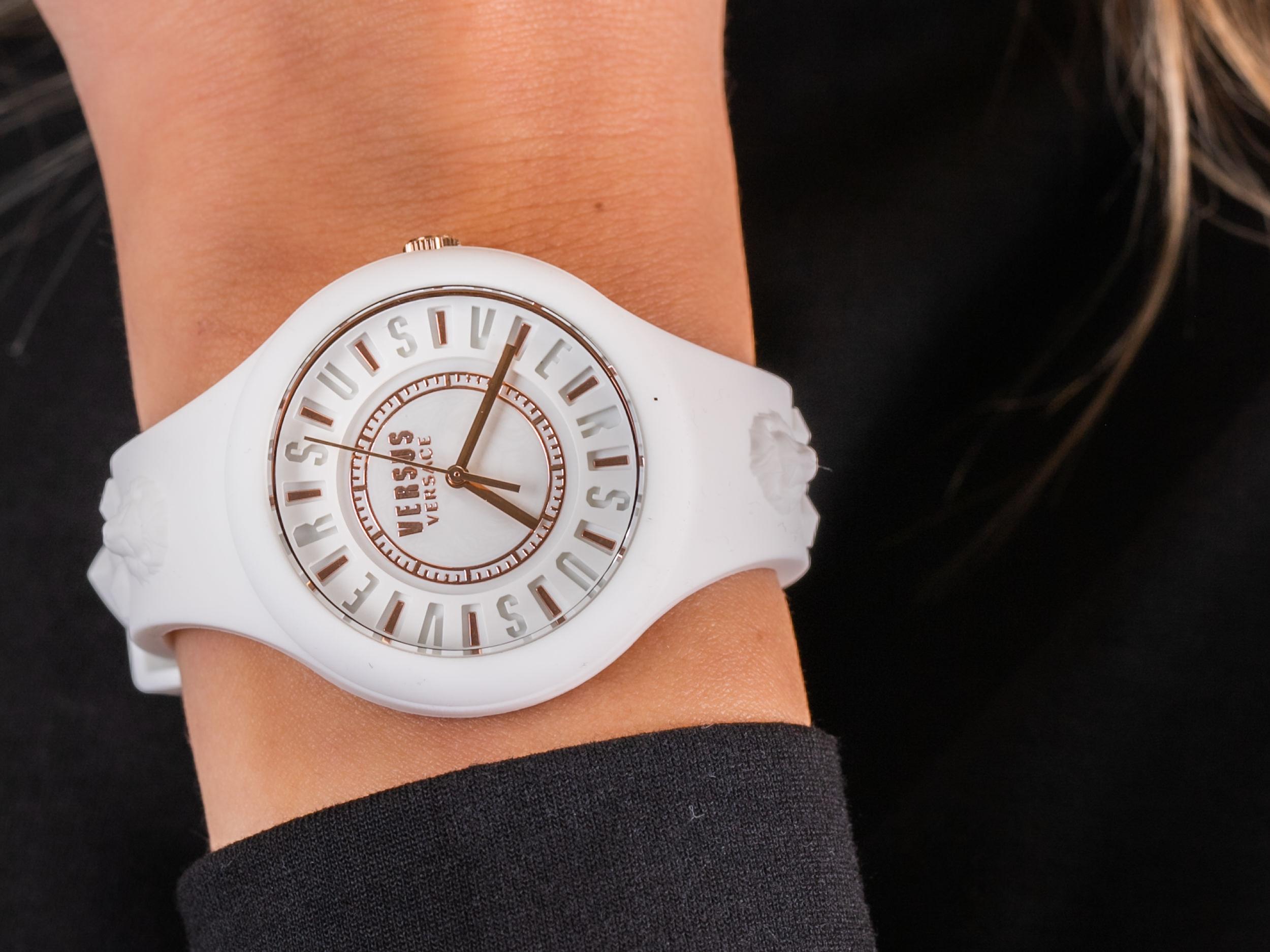Versus Versace VSPOQ4219 zegarek fashion/modowy Damskie
