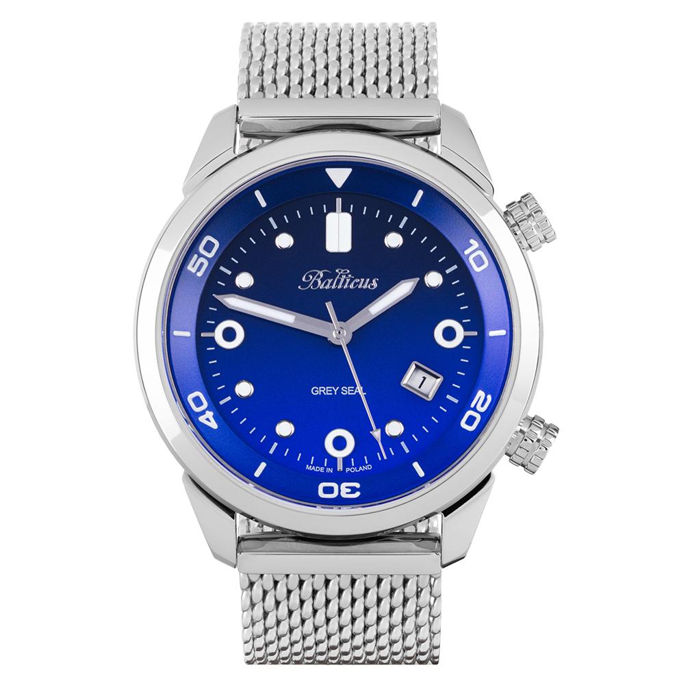 BLT-BALGSBL zegarek męski Grey Seal