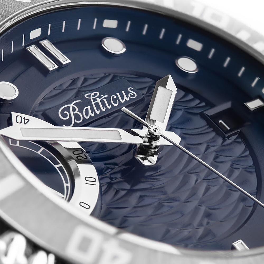 BLT-BTAFB zegarek klasyczny Żabnica - Anglerfish