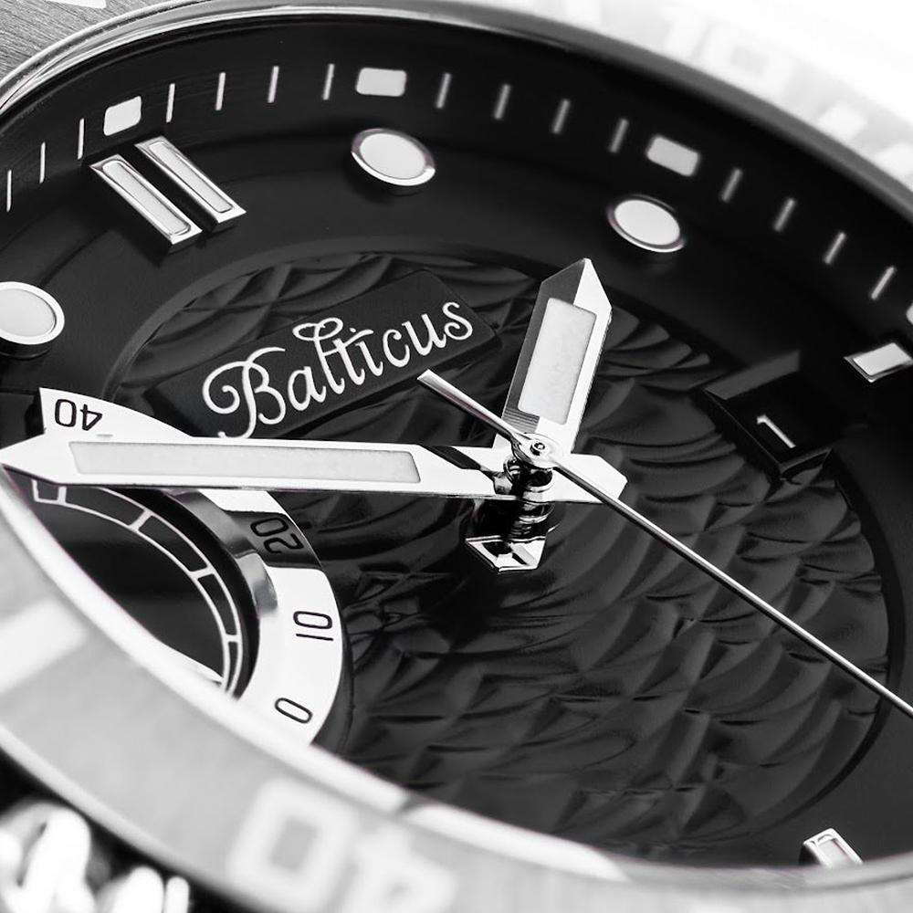 BLT-BTAFBL zegarek klasyczny Żabnica - Anglerfish