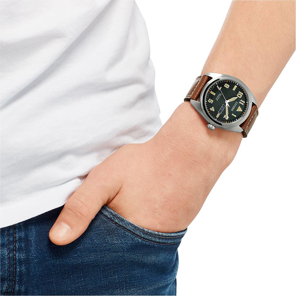 BM8560-11XE zegarek męski Titanium