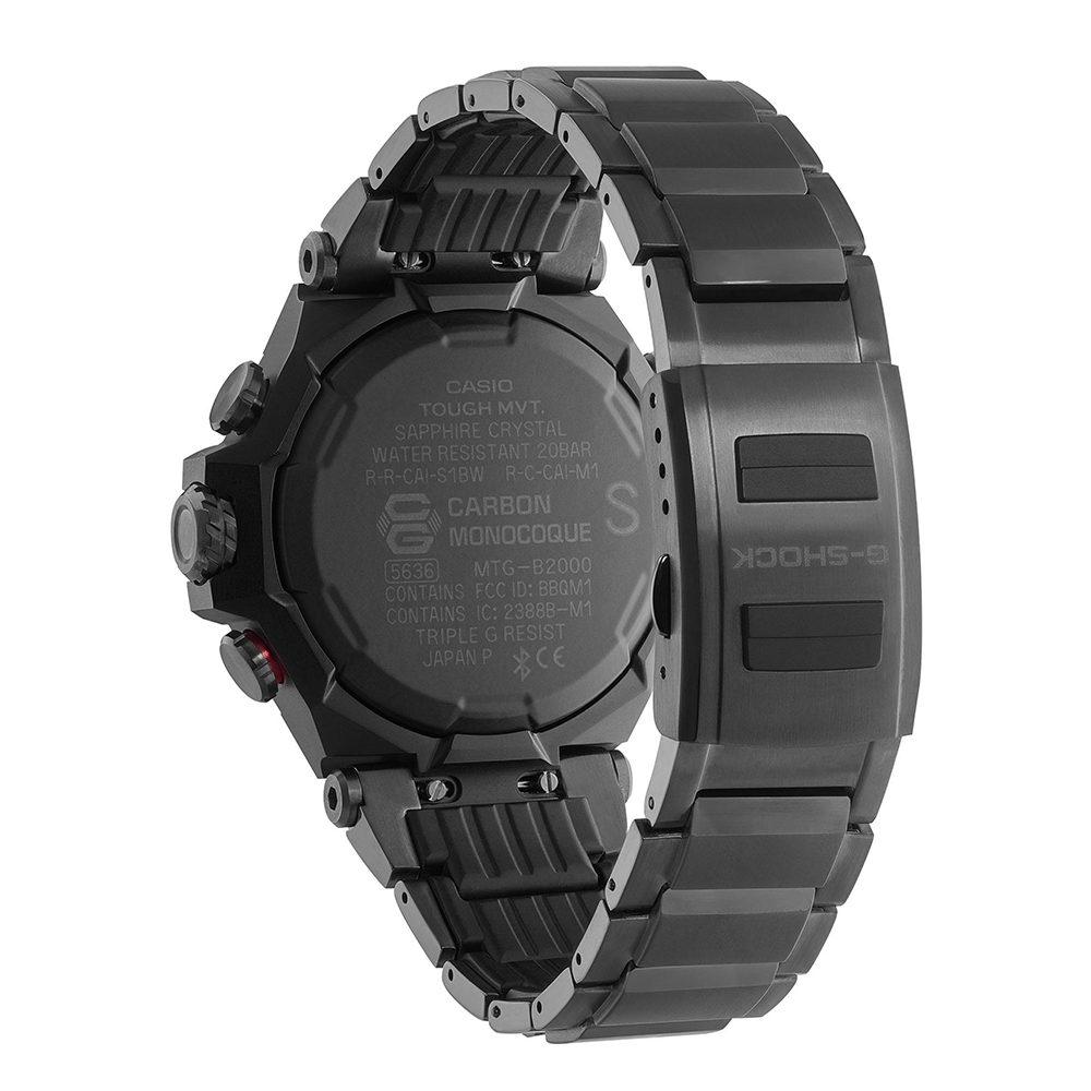 Casio MTG-B2000BD-1A4ER zegarek męski G-SHOCK Exclusive