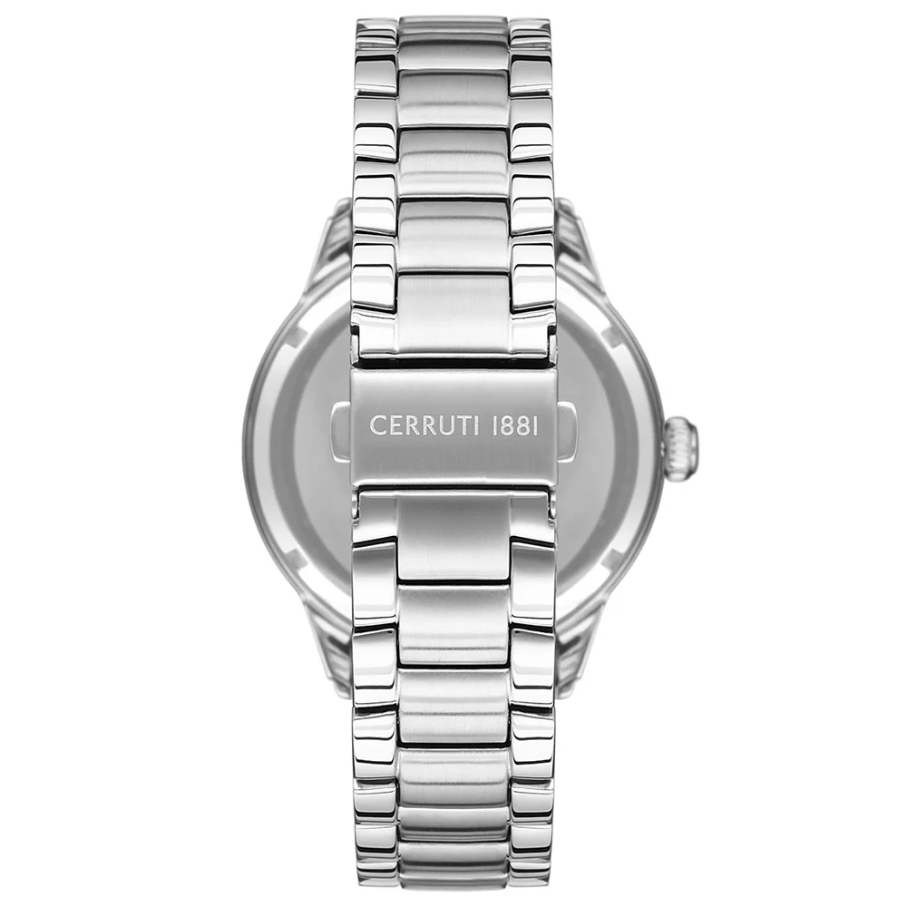 Cerruti 1881 CRA23905 CASTELNUOVO męski zegarek Castelnuovo bransoleta