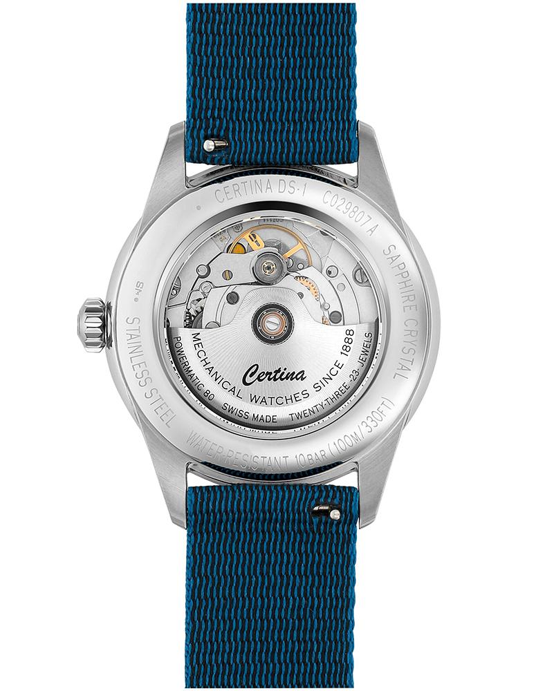 Certina C029.807.11.041.02 zegarek męski DS-1