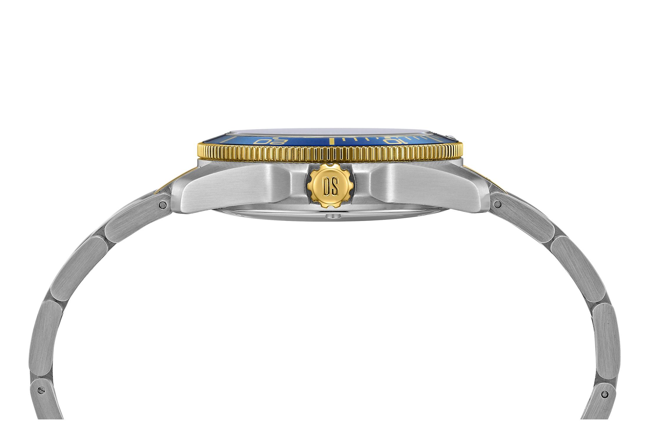 Certina C032.807.22.041.10 DS Action Diver 38mm Powermatic 80 Sea Turtle Conservancy Specia zegarek klasyczny DS Action