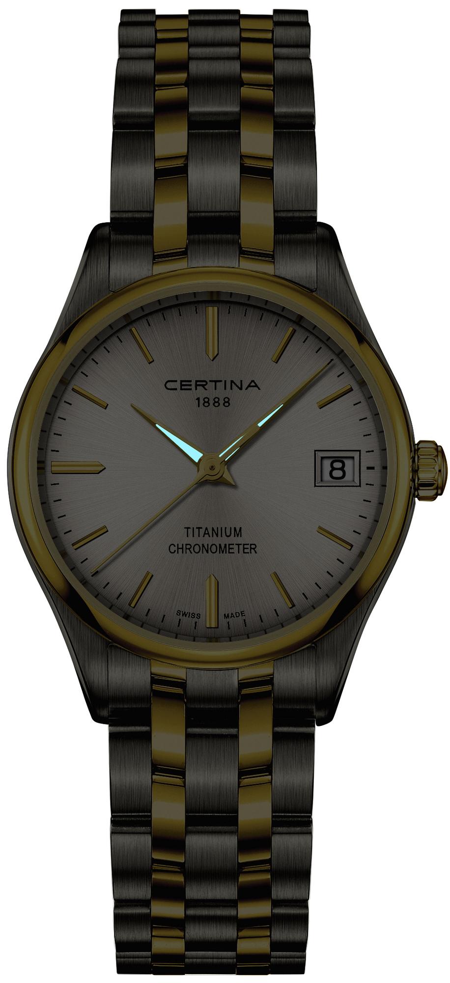 Certina C033.251.55.031.00 zegarek damski DS-8