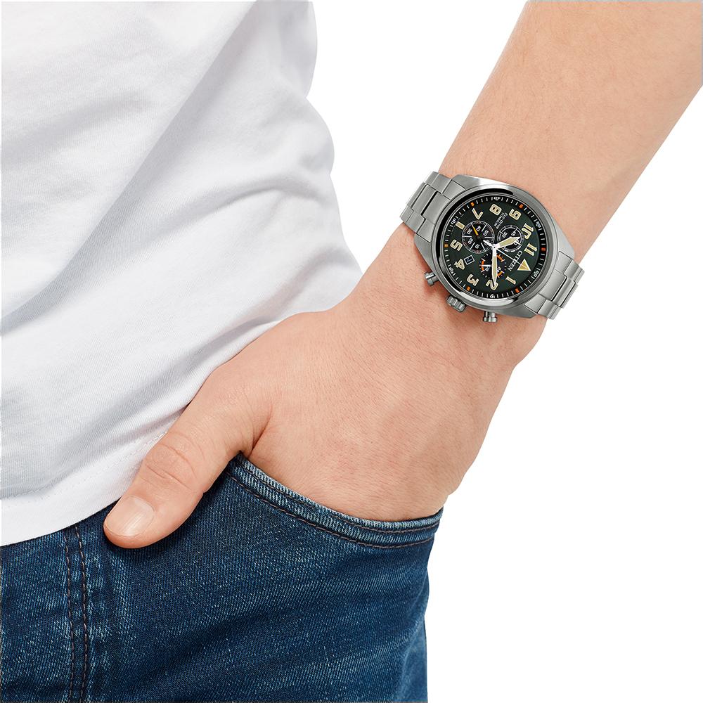 Citizen AT2480-81X zegarek