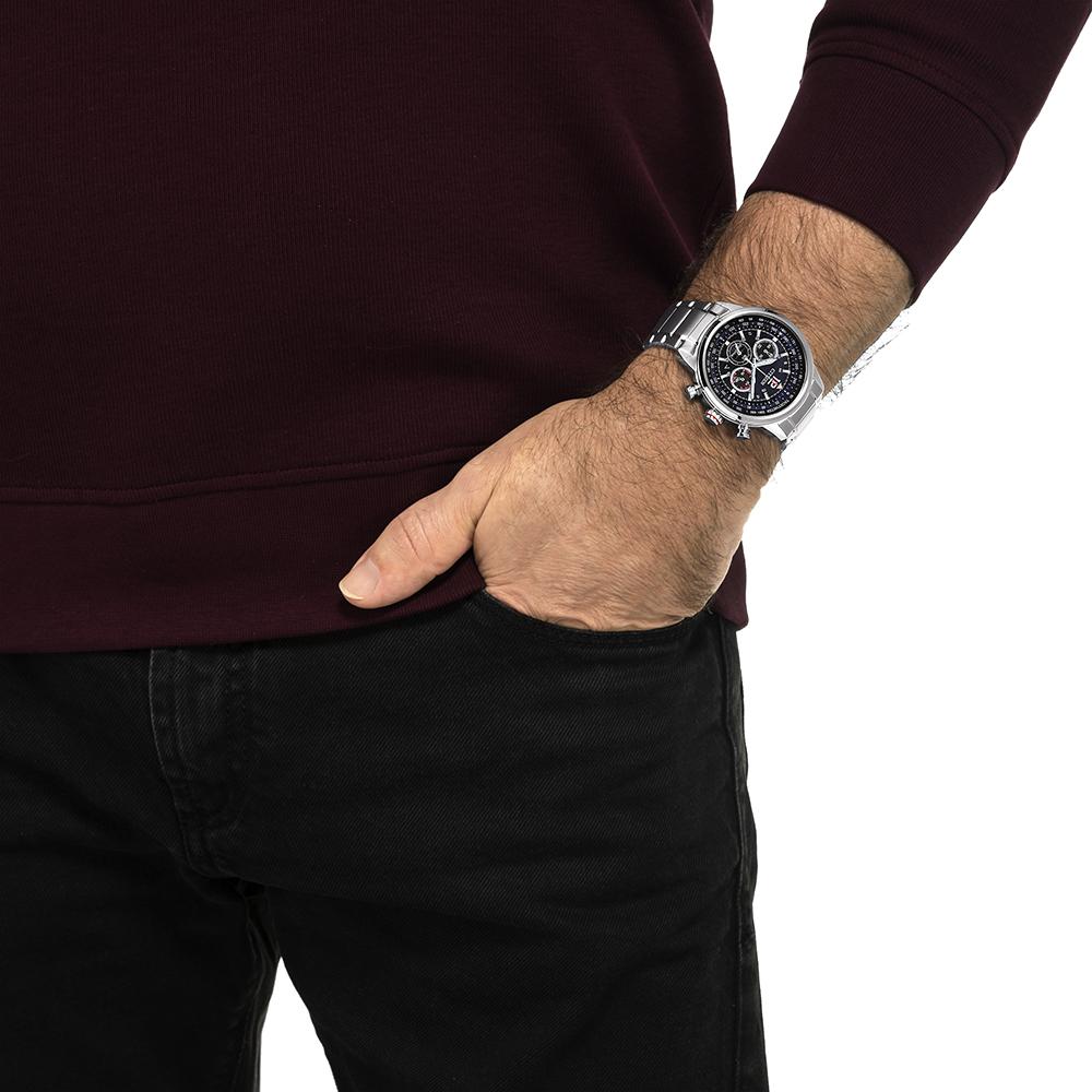 Citizen CA4471-80L zegarek klasyczny Chrono