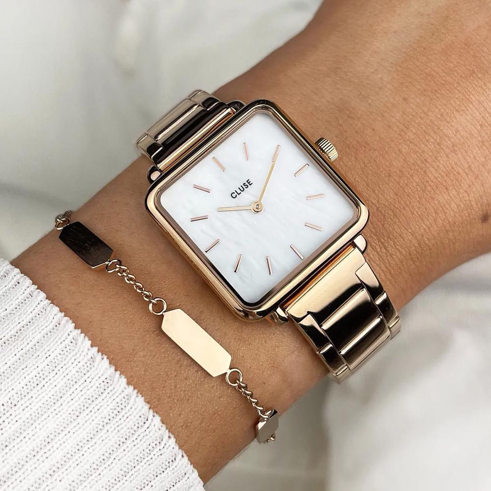 Cluse CG10316 zegarek damski La Tetragone