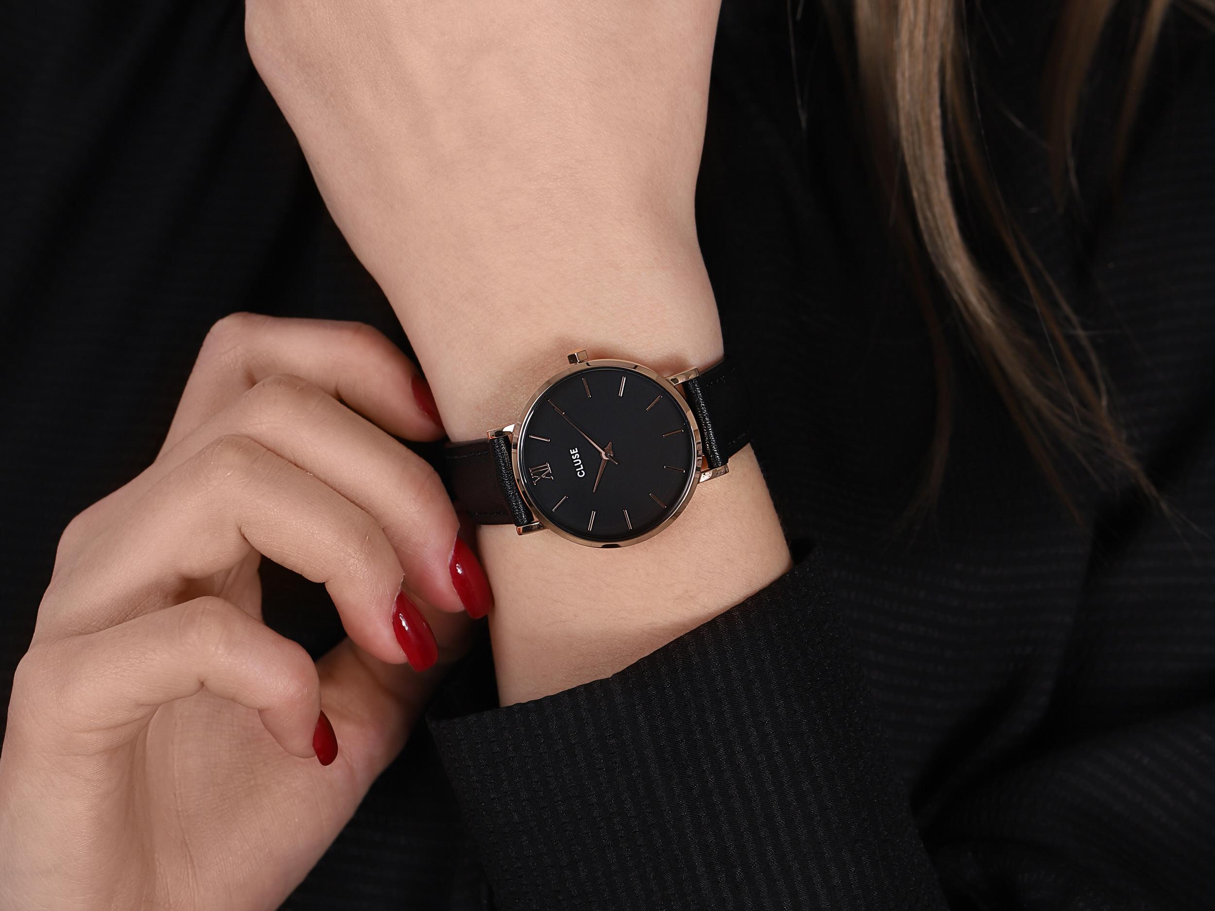 Cluse CW0101203013 zegarek europejskie Minuit