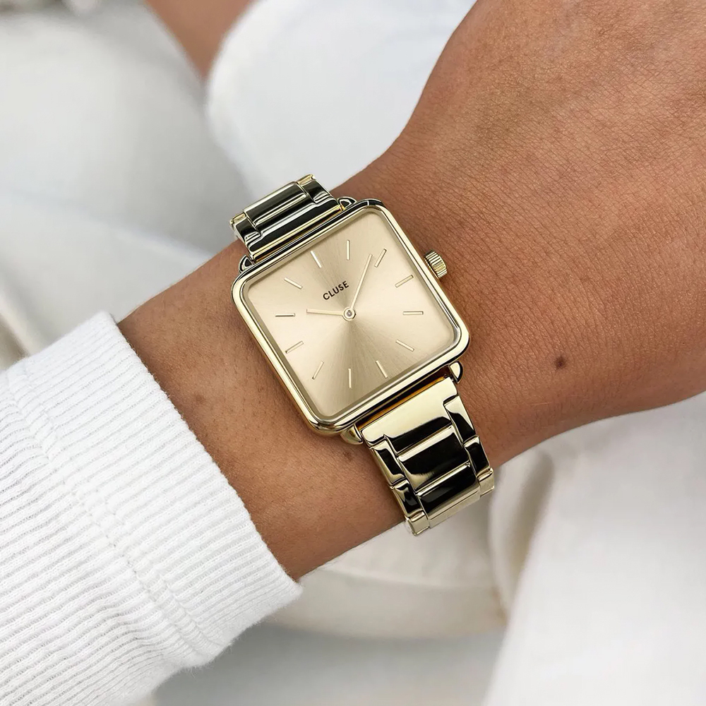 Cluse CW10305 zegarek damski La Tetragone
