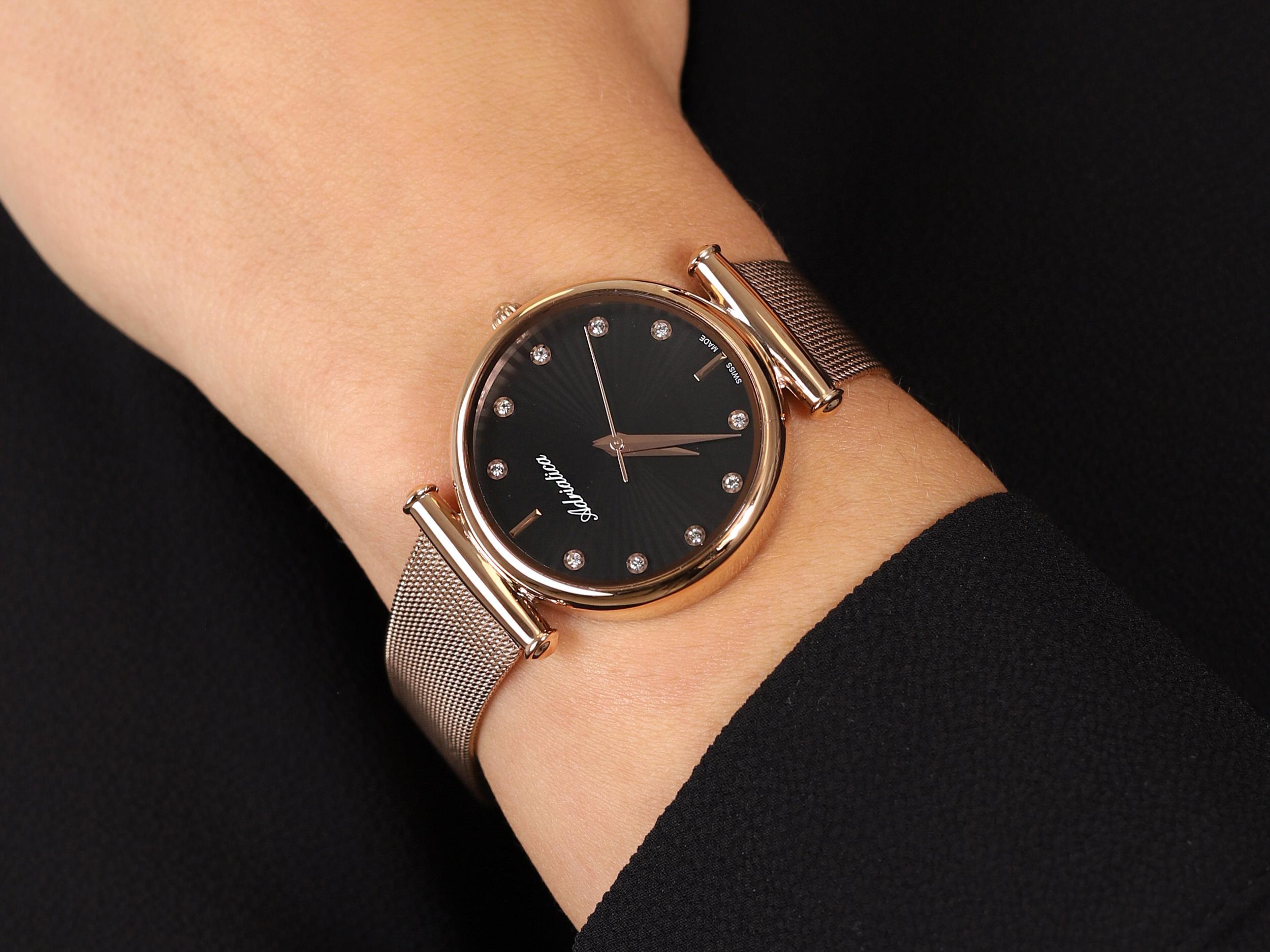 Adriatica A3518.91R4Q Fashion zegarek klasyczny Bransoleta