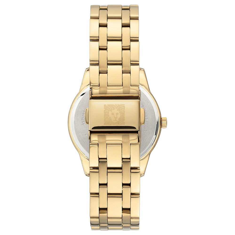 Anne Klein AK-3768BNGB damski zegarek Bransoleta bransoleta