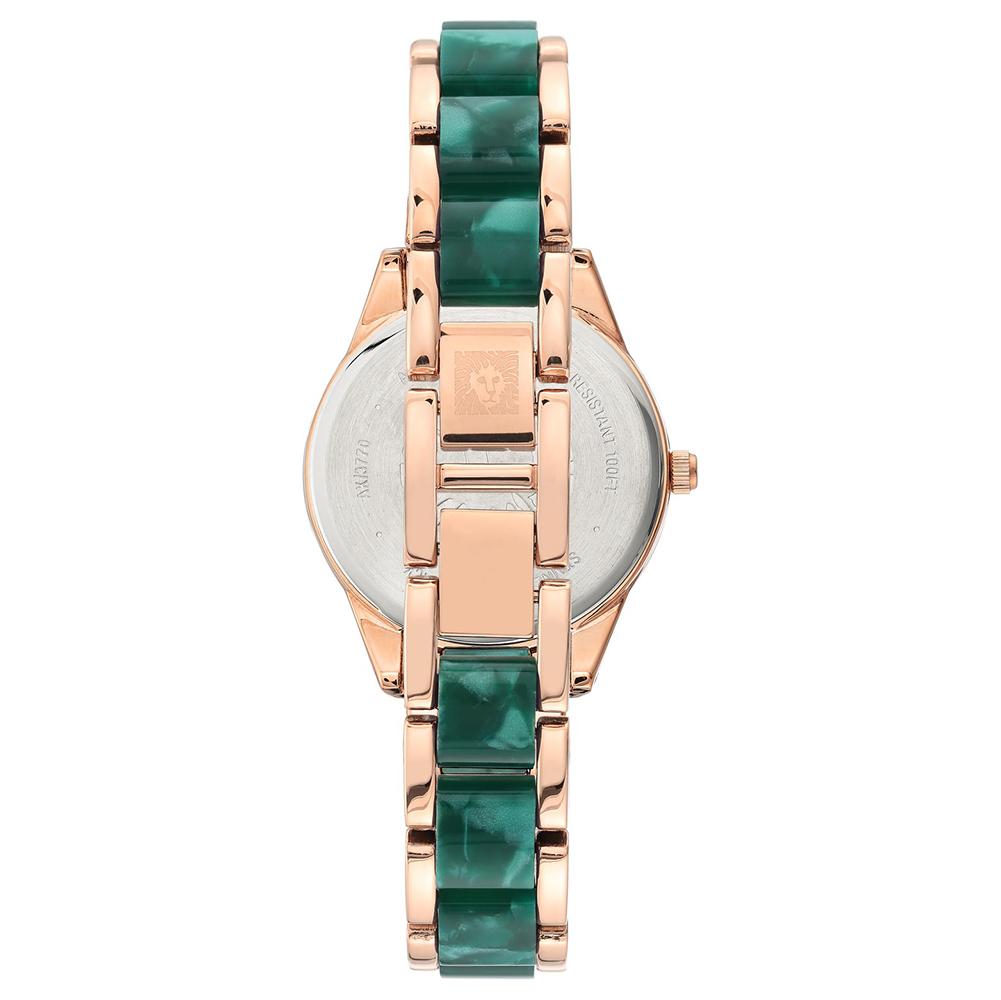 Anne Klein AK-3770GNRG damski zegarek Bransoleta bransoleta