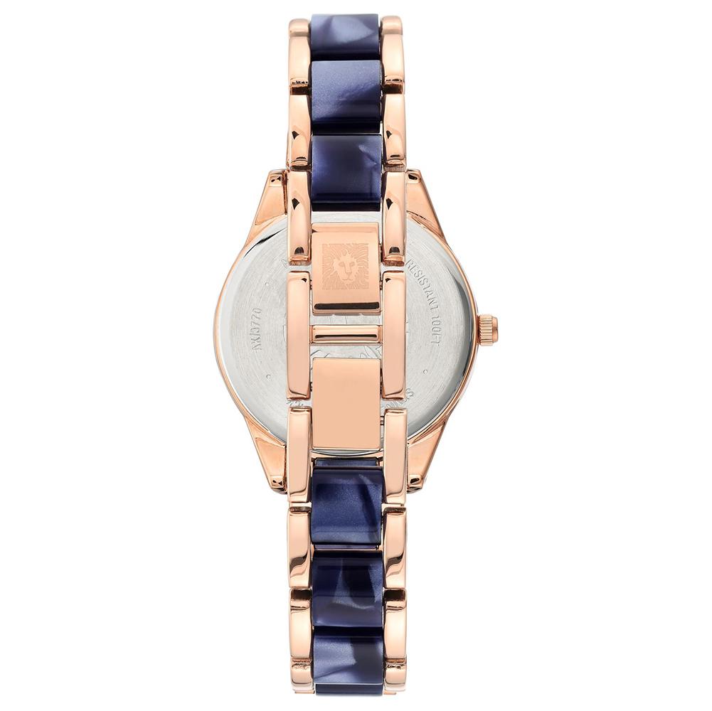 Anne Klein AK-3770NVRG damski zegarek Bransoleta bransoleta