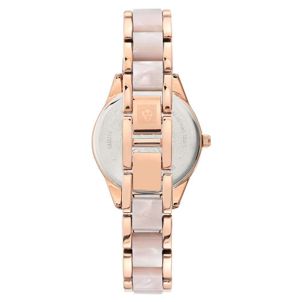 Anne Klein AK-3770WTRG damski zegarek Bransoleta bransoleta