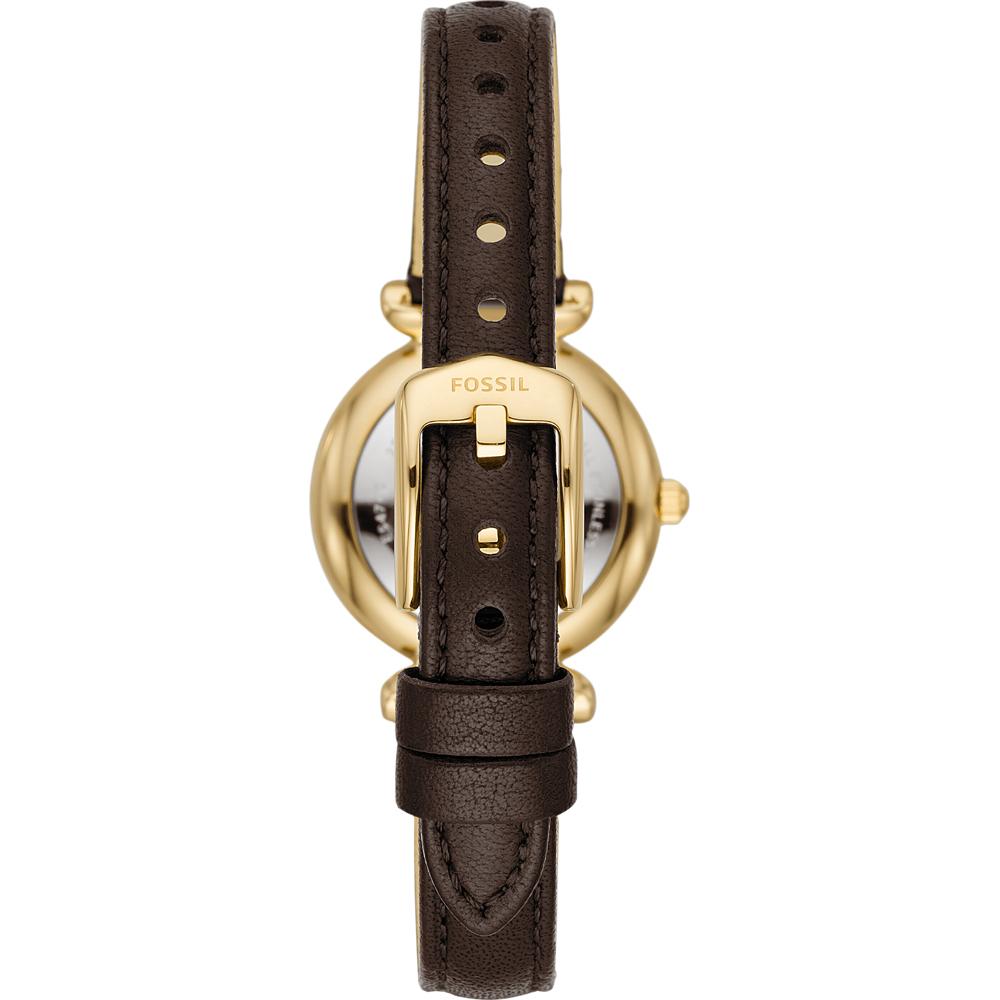 Fossil ES4968 damski zegarek Carlie pasek