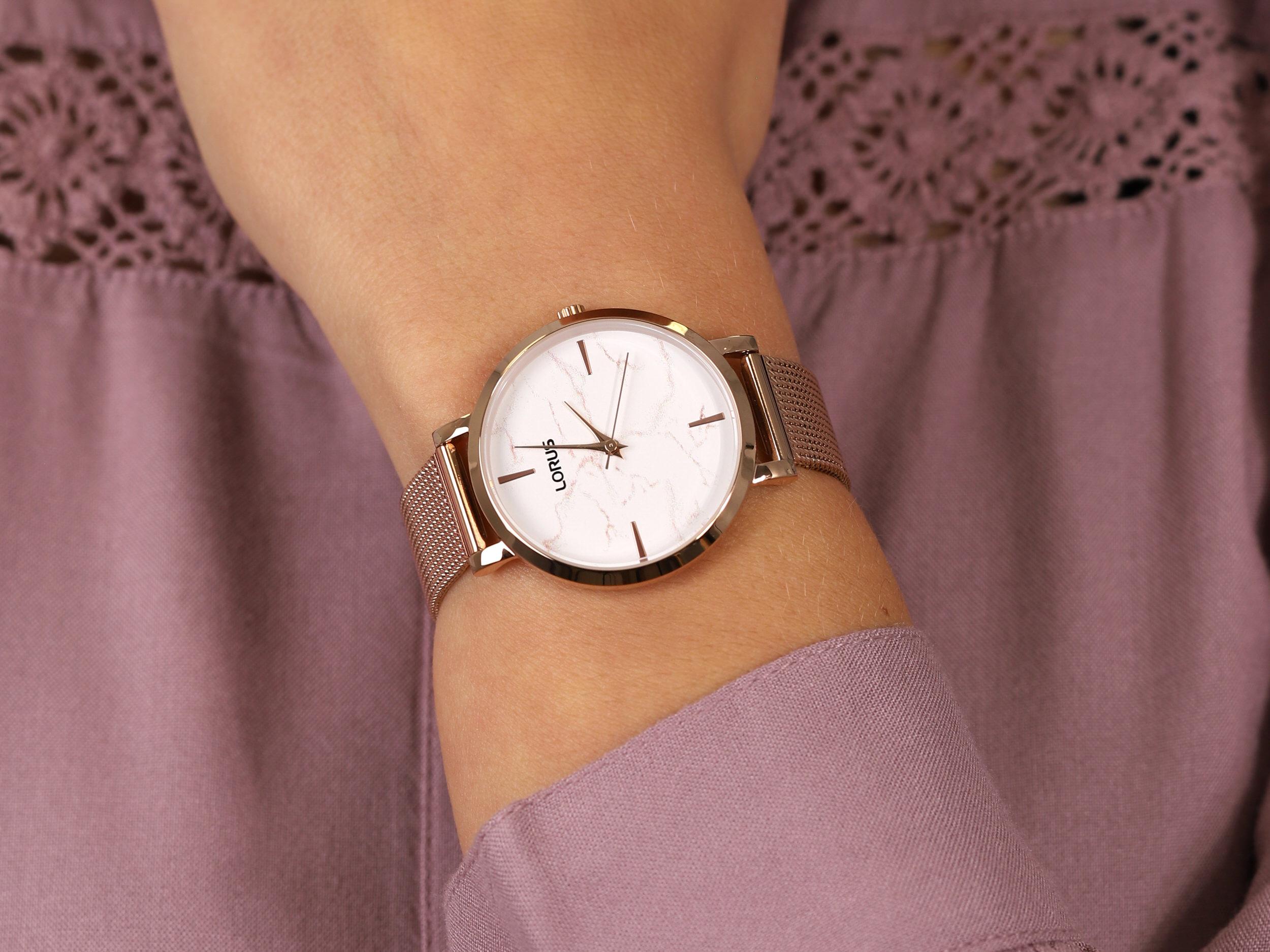 Lorus RG238SX9 zegarek klasyczny Fashion