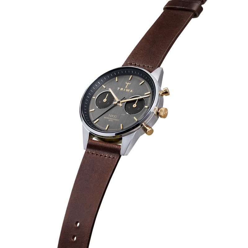 Triwa NKST103-SS010412 damski zegarek Nikki pasek