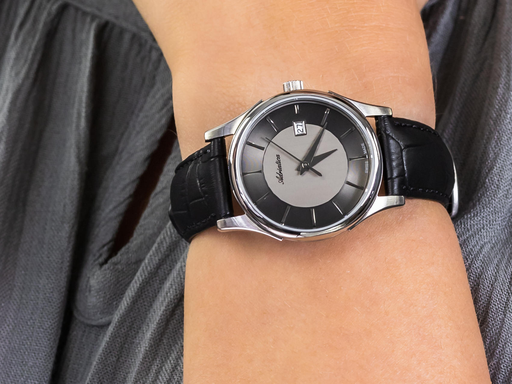 Adriatica A3146.5217Q2 damski zegarek Pasek pasek