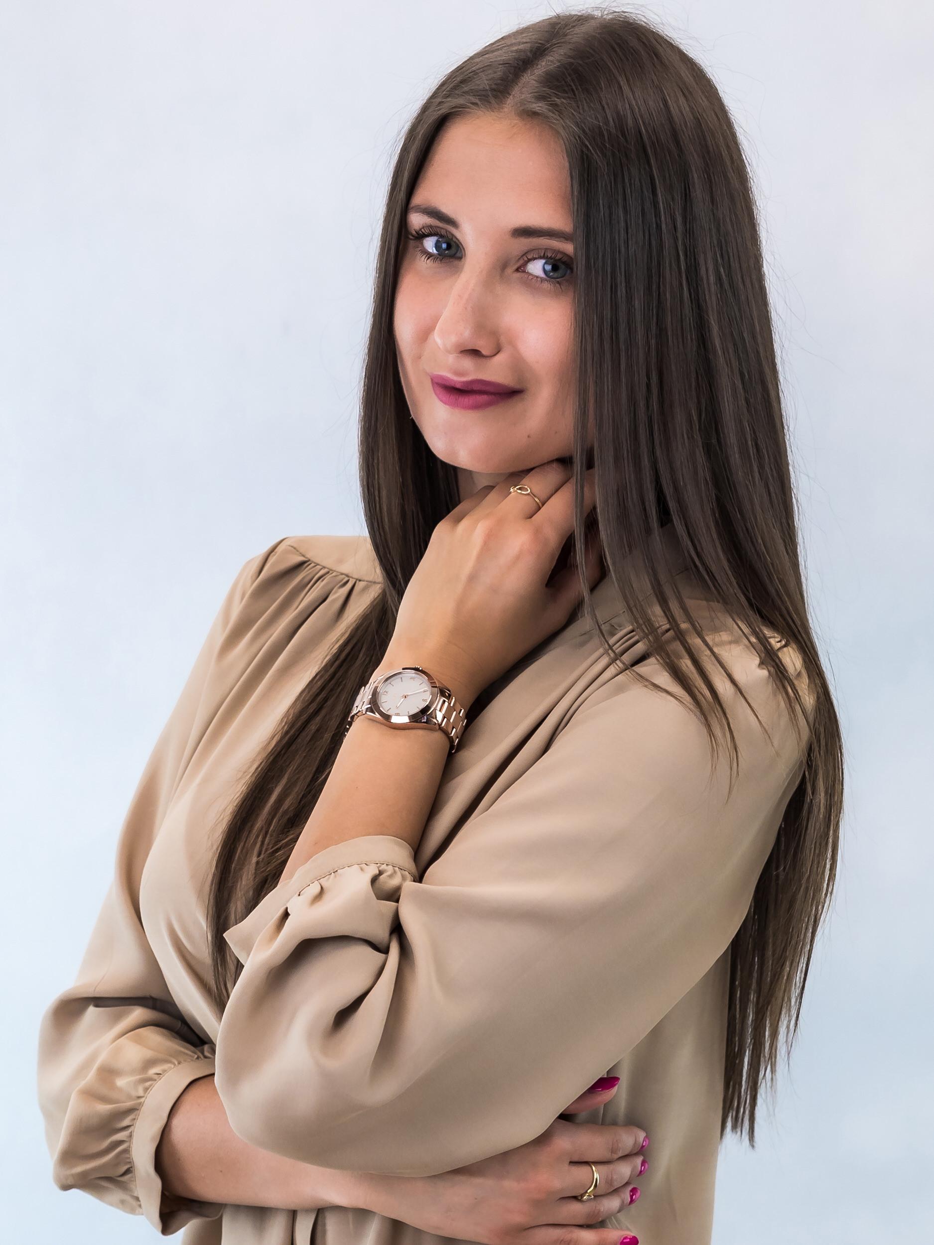 DKNY NY2874 zegarek damski Bransoleta