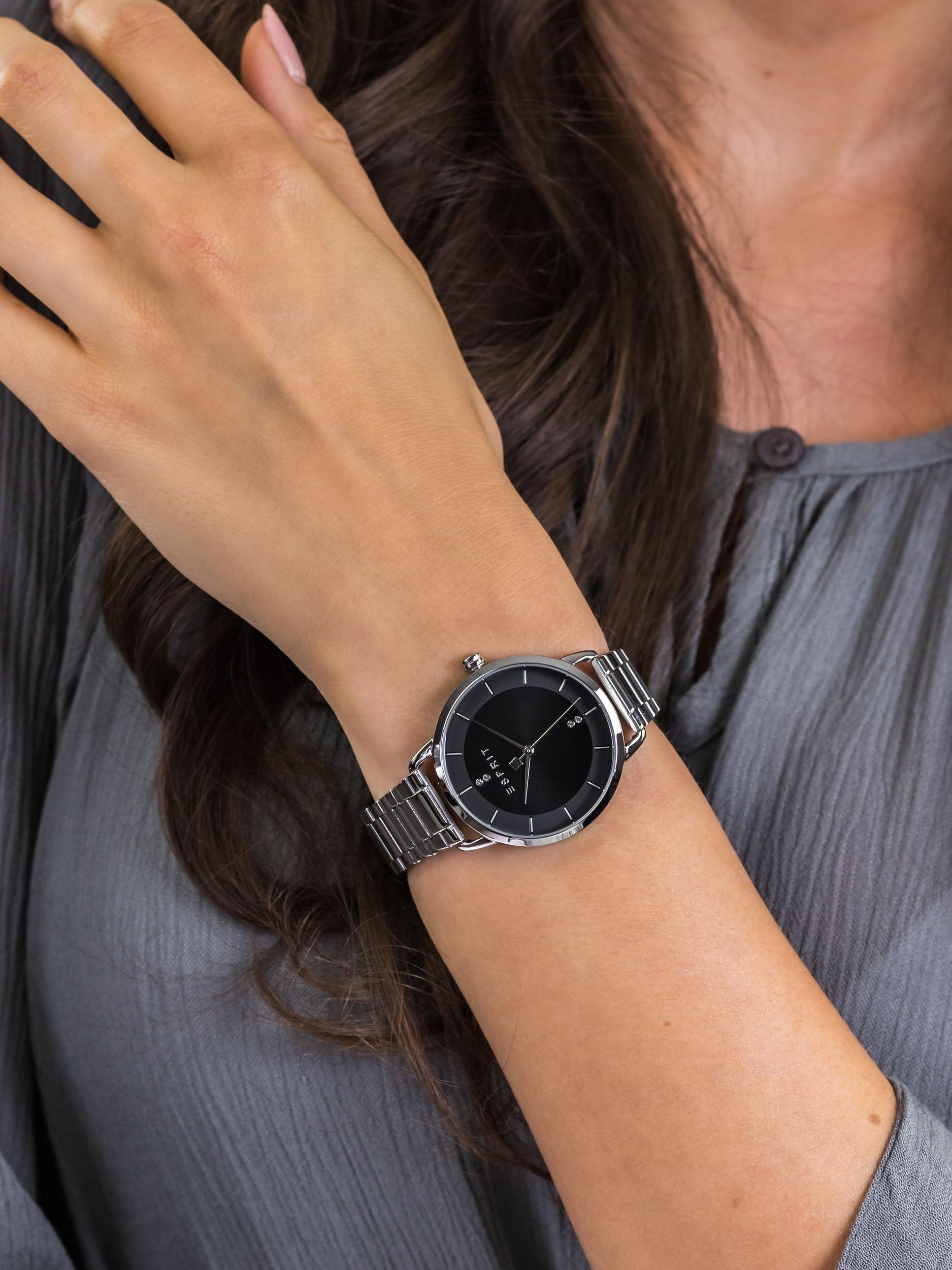 Esprit ES1L215M0075 damski zegarek Damskie bransoleta